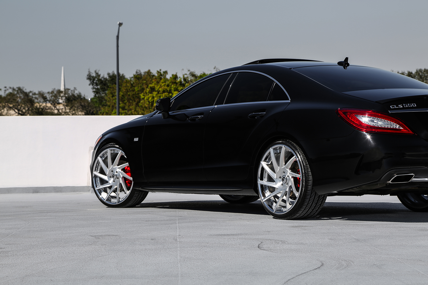 Trendsetting With A Cls Coupe