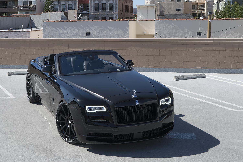 rolls royce dawn dark blue. Want To Check Out A Few More Rolls Royce Rides On Forgiato Wheels? The Gallery Here! Dawn Dark Blue