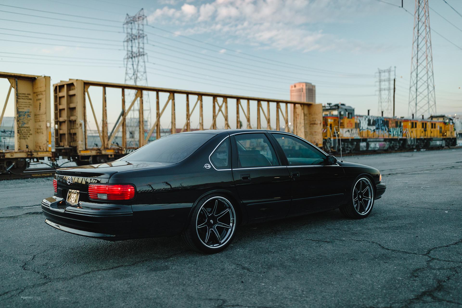 Killer Mike's Ultra-Low Mileage 1996 Impala SS