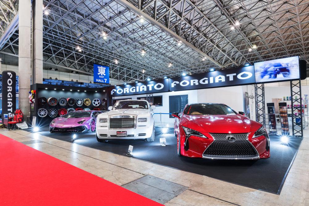 Forgiato Takes Over The 2018 Tokyo Auto Salon