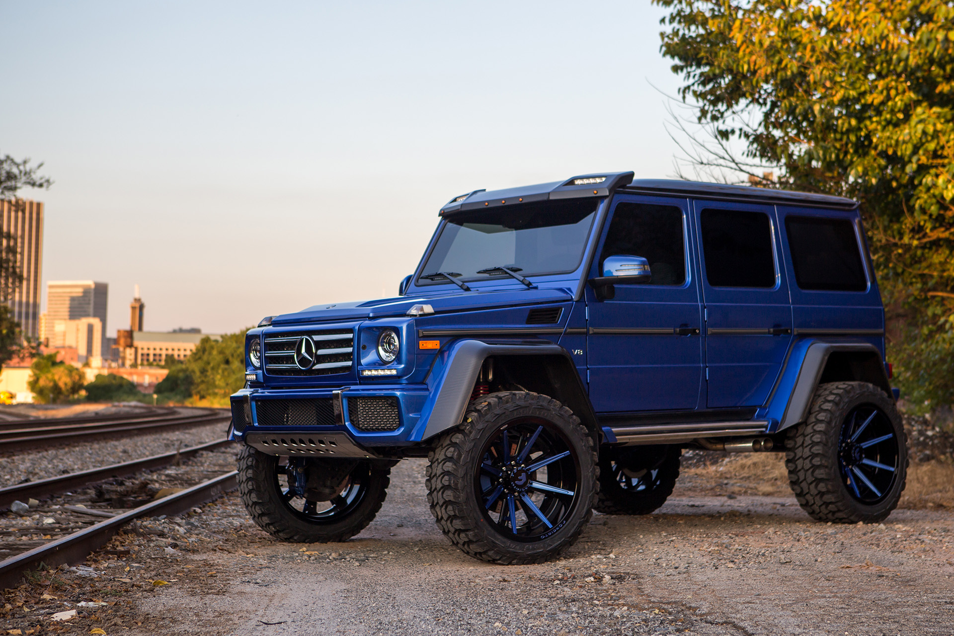 Amg G Wagon >> Lil Baby's G-Squared on Forgiato Wheels