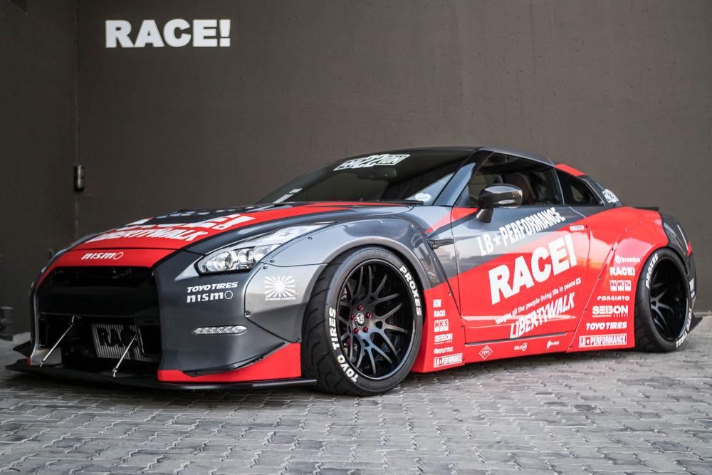 GTR Greatness