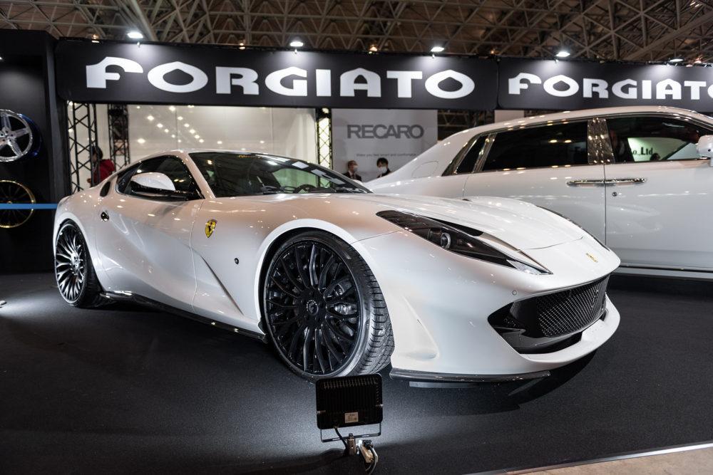 Forgiato Represents at The 2019 Tokyo Auto Salon