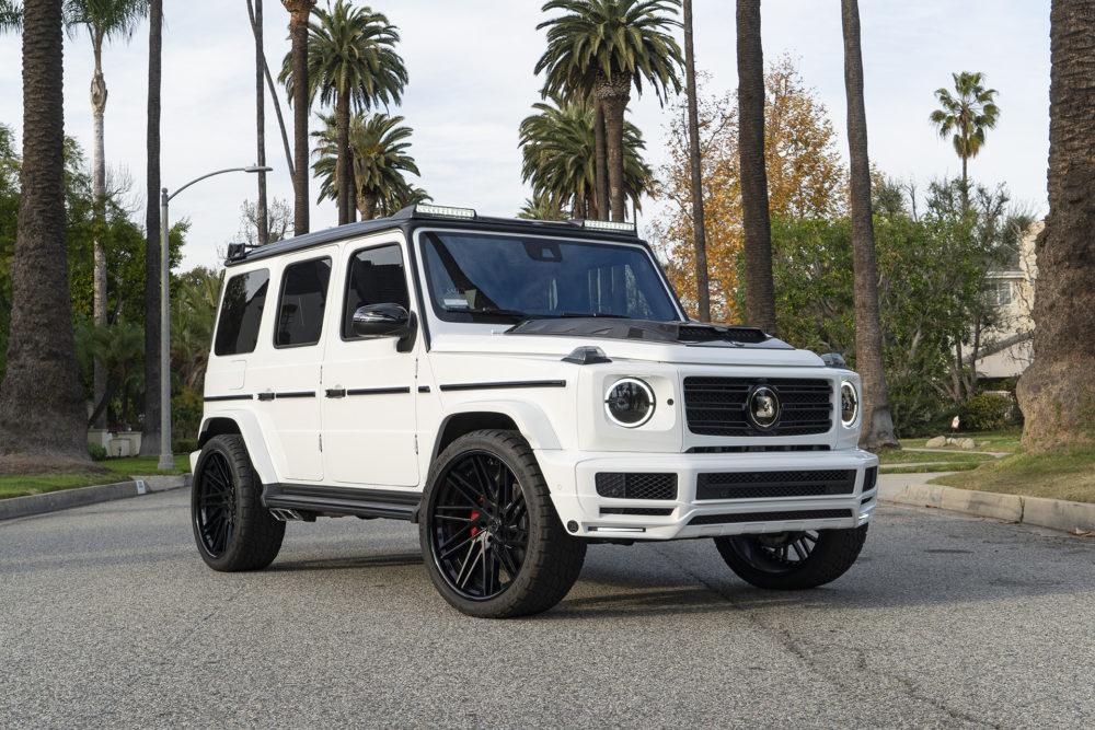 2019 Brabus Edition G550 on Forgiato Wheels