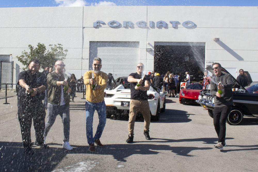 Forgiato Weekend 2019