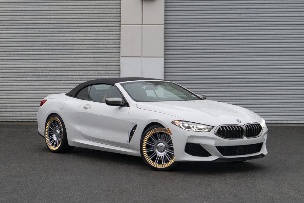 2019 BMW M850i on $20K Forgiato Wheels