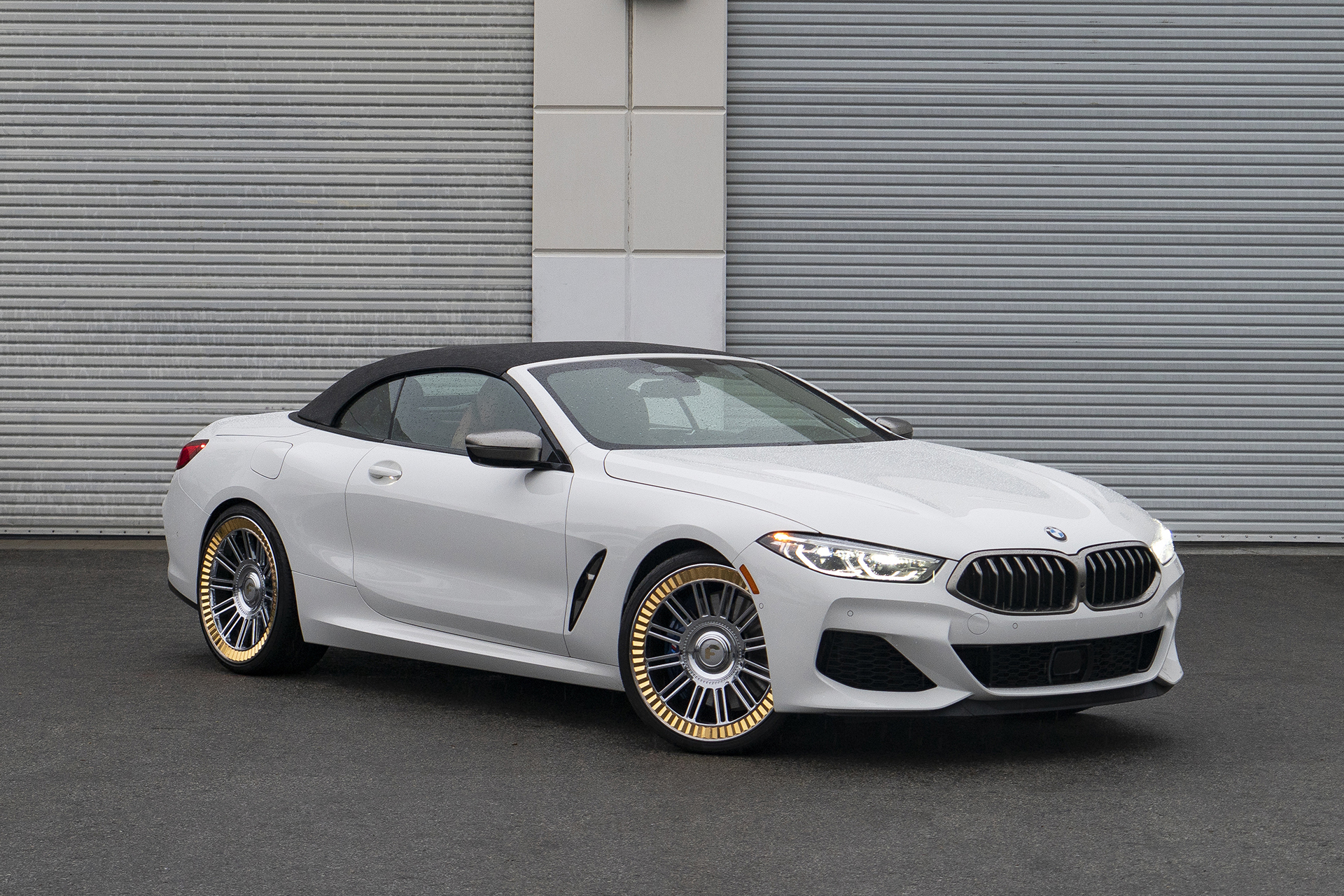 2019 Bmw M850i On 20k Forgiato Wheels