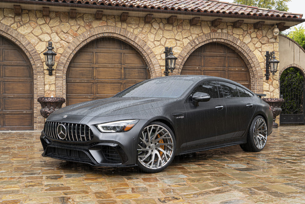 Mercedes-AMG GT 63 S Four-Door on Forgiato Wheels